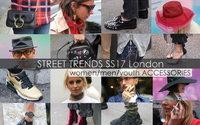 Trendzoom: Street Accessories London Fashion Week S/S 17