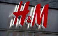 H&M : les ventes progressent moins que prévu au dernier trimestre