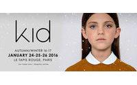 Kid, le salon de mode enfantine, déménage