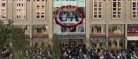 Großer Andrang bei der Wiedereröffnung des C&A Flagship-Stores in Düsseldorf