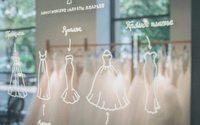 Свадебный дебют: в Петербурге открылся салон «Мэри Трюфель»