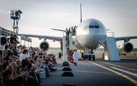 El aeropuerto de Helsinki se convierte en una pasarela de moda