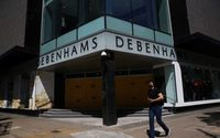 Frasers claims it's excluded from Debenhams auction due to lack of data