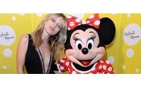 Georgia May Jagger, protagonista de la exposicion en honor a Minnie Mouse