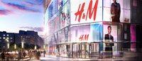 H&M en büyük mağazasını 20 Mayıs'ta New York'ta açacak