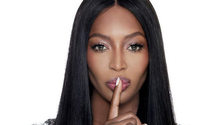 Naomi Campbell launches a namesake fashion and beauty collection