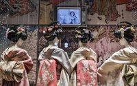 La Rinascente dedica le vetrine di Natale a Madama Butterfly