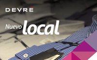 La marca argentina Devré abre nuevo local en el Shopping del Solar