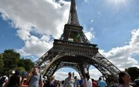 La France attend un nombre record de touristes étrangers en 2017