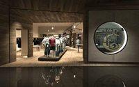 Abercrombie mit neuem Store-Konzept