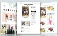 Startup de moda coneta estilistas ocidentais aos consumidores chineses