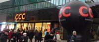 CCC eröffnet Flagship-Store am Alexanderplatz