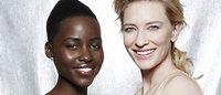 Cate Blanchett e Lupita Nyong'o estão na lista das mais bem vestidas da Vanity Fair