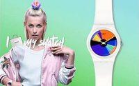 Бренд Swatch запустил интернет-магазин в России