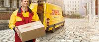 DHL erweitert Paketnetzwerk