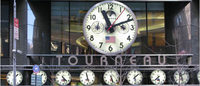 Tourneau will 'Spring Forward' for Daylight Savings Time this weekend