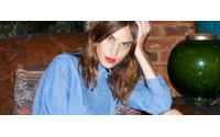 Alexa Chung launches collection for AG Jeans