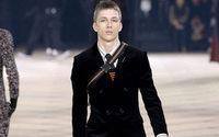 Dior's Kris Van Assche waves flag for tailoring at Paris menswear show