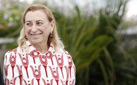 "Miuccia Prada reçoit le prix ""Outstanding Achievement"""