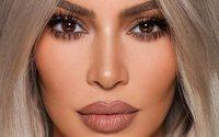 Kim Kardashian unveils nude lipstick line