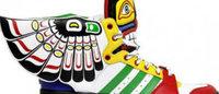 Jeremy Scott e Adidas: asas em tênis originais