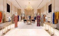 Alberta Ferretti inaugura una nuova boutique a Dubai