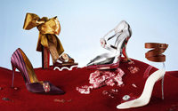 Christian Louboutin и Disney создали коллекцию, вдохновленную «Звездными войнами»