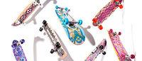Emilio Pucci lança coleção de skates com suas estampas