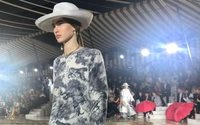 Dior, un rodéo chic aux accents mexicains à Chantilly