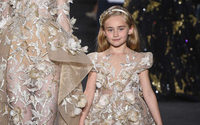 Children: Paris fashion's latest must-have accessory