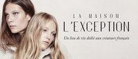 """Le site L'Exception prépare l'ouverture de son espace """"La Maison L'Exception"""""""