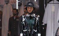 Auftakt der Mailänder Fashion Week: Gucci zeigt Backstage-Bereich
