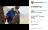 Palace release Ralph Lauren launch dates, teases collection
