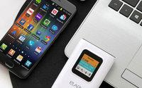 Internationale Hightech-Marke verkauft 4G SmartWiFi-Router im Flugzeug