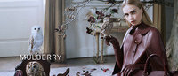 マルベリー新広告 ティム・ウォーカーが撮影したおとぎ話のワンシーン