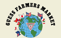 Guess links with Selfridges for Farmers Market London pop-up, rolls out globally