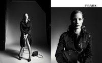 """Jessica Chastain protagonista di """"Persona"""" by Prada"""