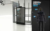 Superdry debuts interactive smart mirror at Berlin flagship