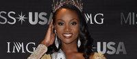 Una joven afroamericana de Washington se hace con la corona de Miss USA
