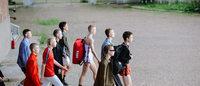 Gosha Rubchinskiy amène sa bande de mauvais garçons au Pitti Uomo