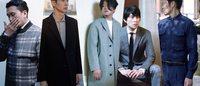 エルメネジルド ゼニアがMADE IN JAPANプロジェクト始動、ホンマタカシが5人のオピニオンリーダー撮影