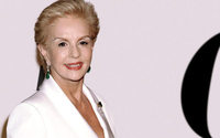 Carolina Herrera recibe premio del Lincoln Center