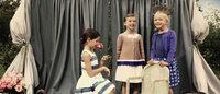 """童装市场前景看好 众多品牌共分童装的""""蛋糕"""""""