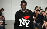 Raf Simons shows his love for New York City at NYFW: Men's debut