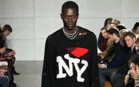 Une ode à New York pour les débuts de Raf Simons à la NYFW: Men's