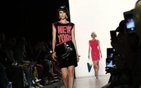 Jeremy Scott sends up NY with erotic 'Slime City'