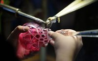 Chinese fund buys French crystal maker Baccarat