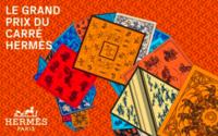 Hermès lance un concours pour repenser son célèbre carré