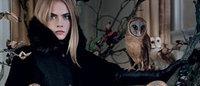 Кара Делевинь стала лицом Mulberry