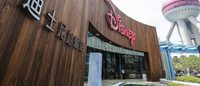Disney opens biggest store in the world, gathers huge crowds